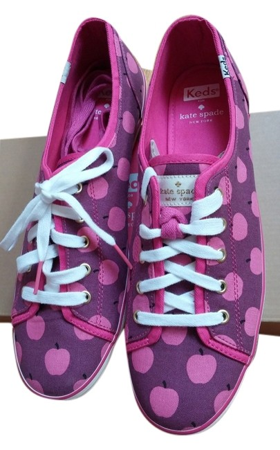 Item - Pink Keds For New York Jump Sneakers Size US 10 Regular (M, B)