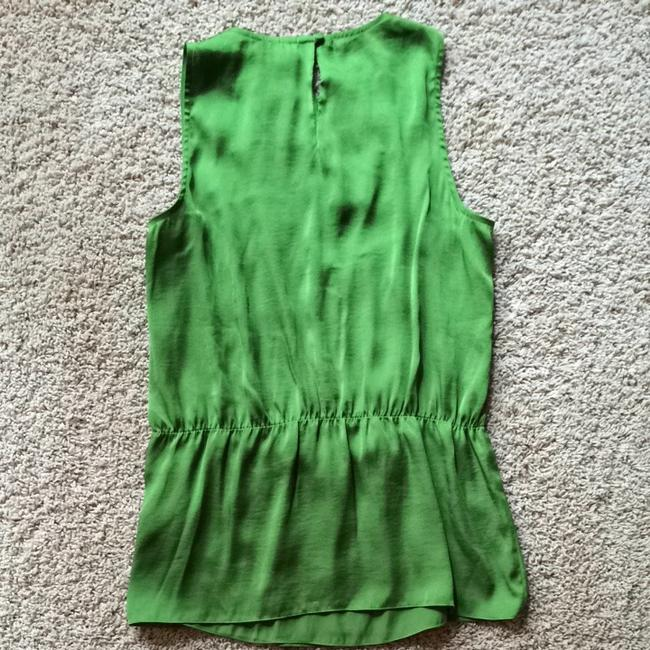 Vince Camuto Top Apple Green