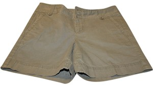 Caslon Shorts Khaki Green
