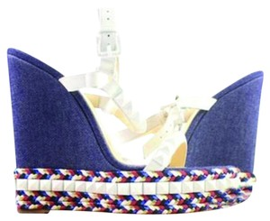 Christian Louboutin Cataclou Platform Wedges