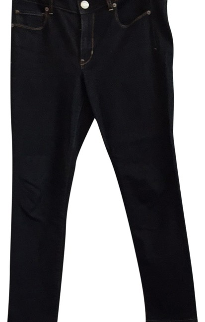 Preload https://item1.tradesy.com/images/american-eagle-outfitters-dark-rinse-skinny-jeans-size-34-12-l-4009075-0-0.jpg?width=400&height=650