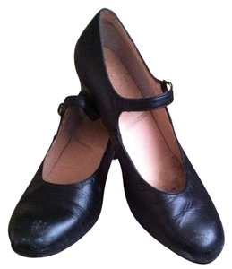 El Charro Folk Dance Folk Leather Dance El Made In Mexico Black Pumps