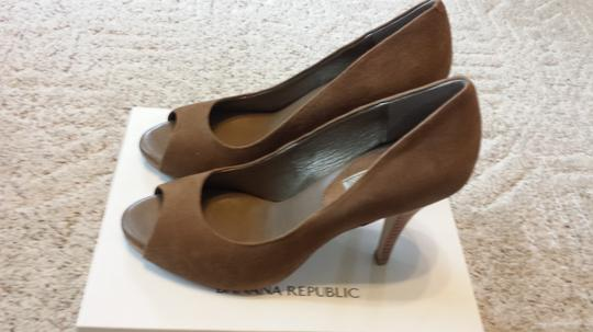 Banana Republic Mushroom Pumps