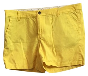 Merona Shorts Yellow