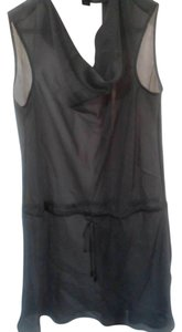 Kenneth Cole Casual Chic Evening Holiday Sleeveless Tunic
