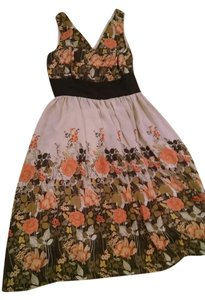 Chadwicks short dress Floral on Tradesy