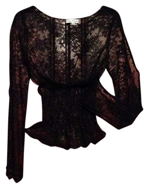 Preload https://img-static.tradesy.com/item/401092/black-sheer-lace-long-sleeve-top-night-out-top-size-8-m-0-0-650-650.jpg