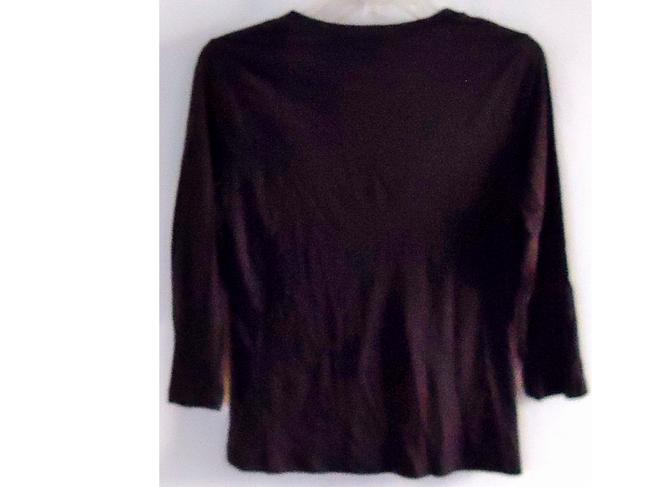 Ann Taylor LOFT Cotton V-neck Sweater