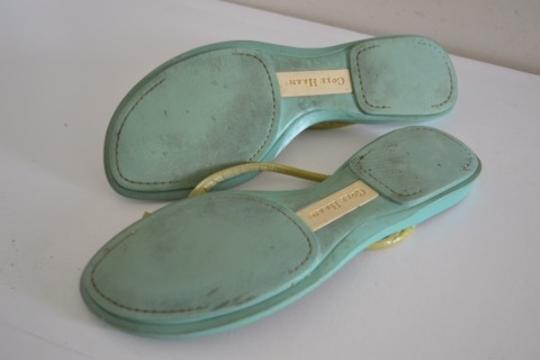 Cole Haan turquoise Sandals