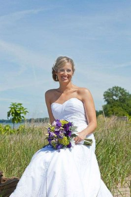 Robin Jillian Bridal Wedding Dress