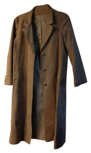 Abe Schrader Suede Classic Trench Coat