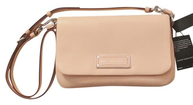 Item - Too Hot To Handle Flap Percy Peach Leather Cross Body Bag