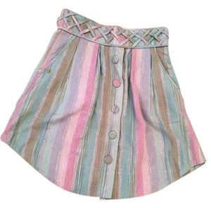 Reef Mini Skirt Pastel Rainbow