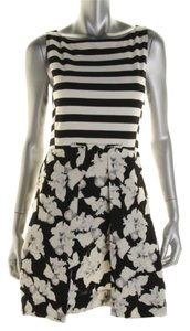 Rachel Roy short dress Black White on Tradesy
