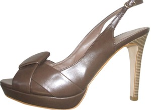 Charles & Keith Brown Pumps