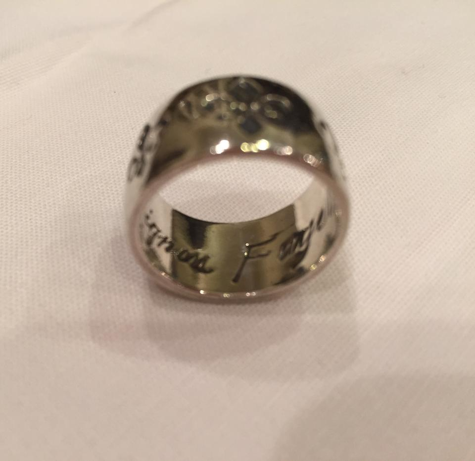 Sterling Silver Ring 50% Off