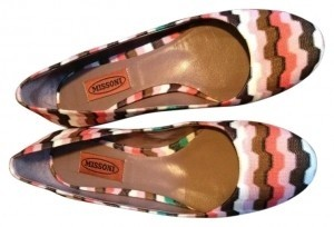 Missoni Various (pinks, browns) Flats