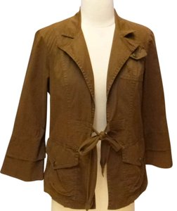 XCVI Small Brown Jacket