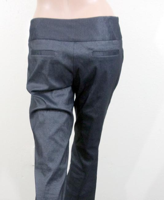 Tracy Evans Boot Cut Jeans-Coated
