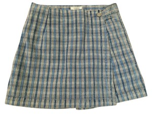 Guess Skort Skirt Blue
