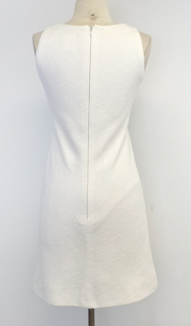 Chanel short dress Cotton Sleeveless on Tradesy
