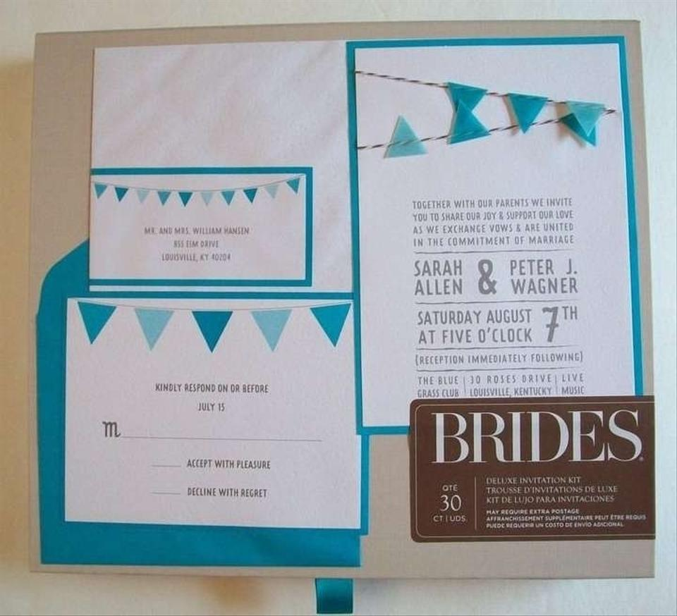 Brides Wedding Invitation Kits for your inspiration to make invitation template look beautiful