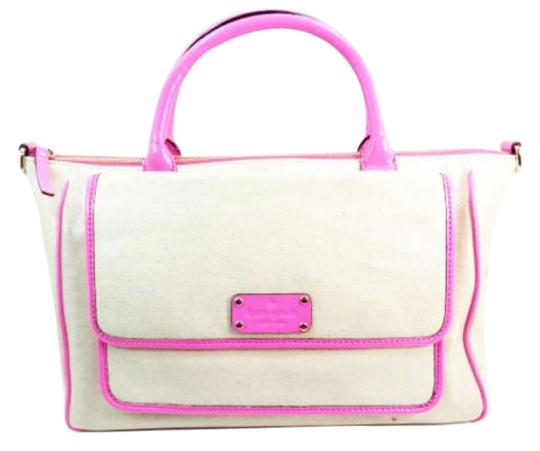 Preload https://item3.tradesy.com/images/kate-spade-new-york-tote-bag-ivory-pink-4016497-0-0.jpg?width=440&height=440