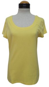 Bay Studio T Shirt Yellow