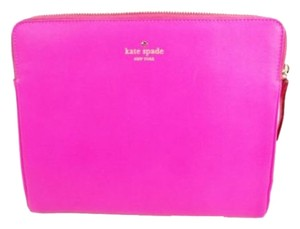 Kate Spade Kate Spade New York NAUGHTY AND NICE Pink iPad Folio Bag NEW