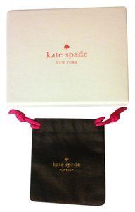 Kate Spade Kate Spade Authentic 2-Peice Lot 1 Brand New Thick/Heavy Gift Box 1 Brand New Drawstring Dustbag