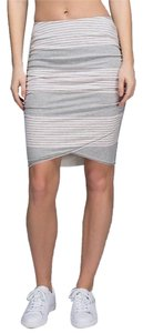 Lululemon Cotton Pencil Workout Skirt DOXB/HWHT