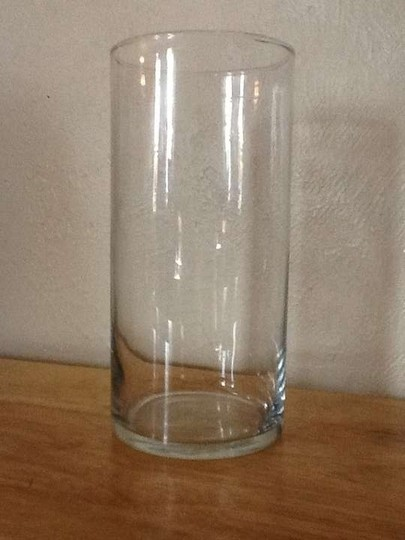 Glass Cylinder Vases Centerpiece