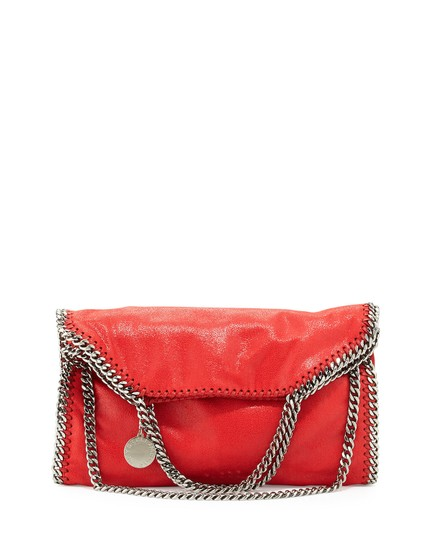 Stella McCartney Tote in Coral
