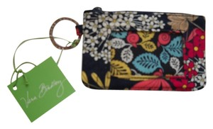 Vera Bradley Vera Bradley coin purse with key chain