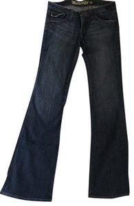 Monarchy Boot Cut Jeans-Medium Wash