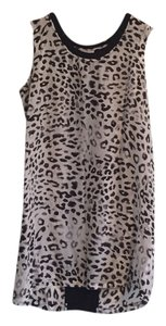 Rogan for Target short dress Leopard Black White on Tradesy