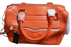 Rebecca Minkoff Shoulder Satchel in Orangina