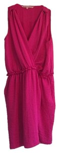 Rachel Roy short dress Hot Pink on Tradesy