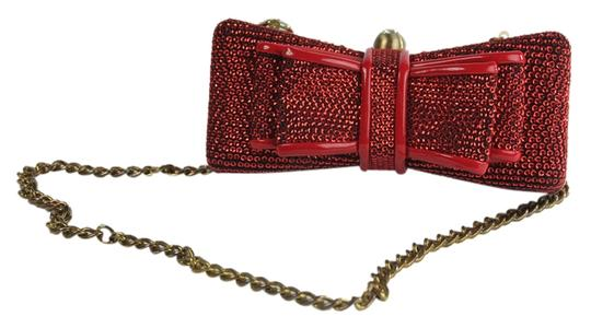 Preload https://item4.tradesy.com/images/lulu-townsend-red-sequence-clutch-4019653-0-0.jpg?width=440&height=440