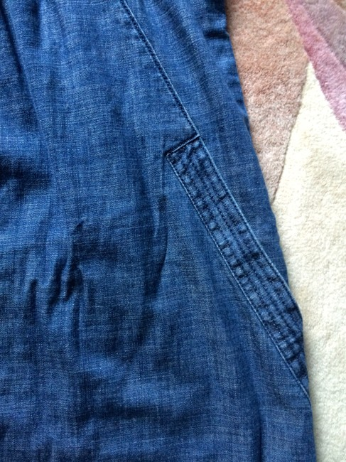 American Eagle Outfitters short dress Denim on Tradesy