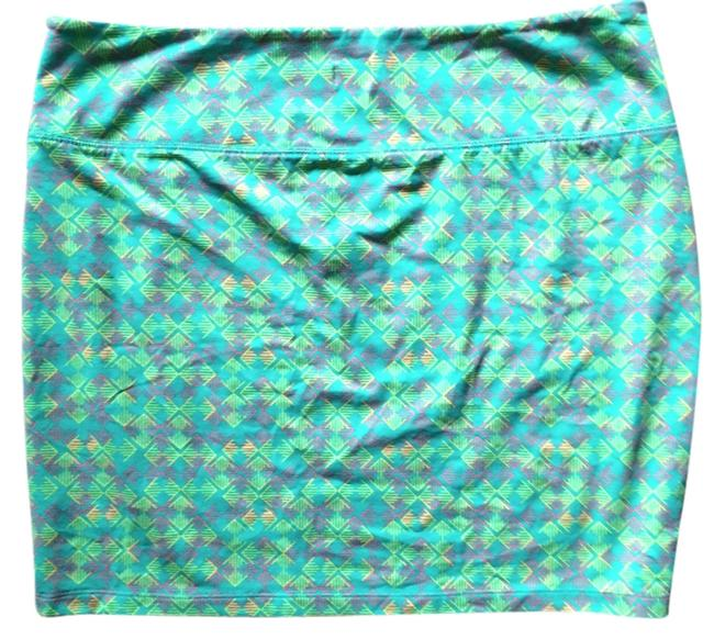 Preload https://item1.tradesy.com/images/mossimo-supply-co-blue-miniskirt-size-12-l-32-33-4020265-0-0.jpg?width=400&height=650
