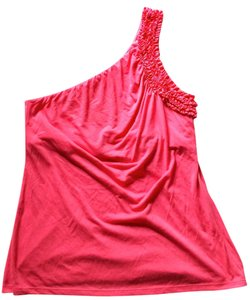Xhilaration Top Coral