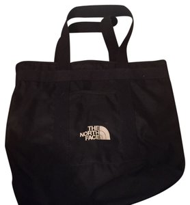 The North Face Tote in Black