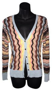 Missoni for Target Knit Multicolored Cardigan