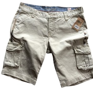 Lucky Brand Cargo Size 8 Shorts Tan