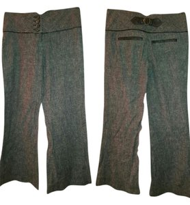 Candie's Wide Leg Pants BROWN