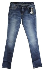 Kenneth Cole Skinny Jeans-Medium Wash