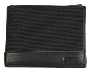 Tumi Tumi BiFold Leather/Vinyl Wallet - Black