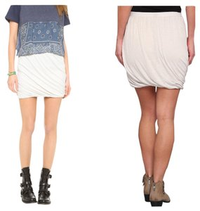 Free People Skirt Oatmeal