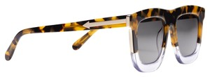 Karen Walker Karen Walker Deep Orchard Crazy Tort Clear